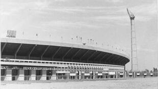 O Ginásio de Bagdá desenhado pelo famoso arquiteto francês Le Corbusier sai do esquecimento para ganhar prestígio internacional.