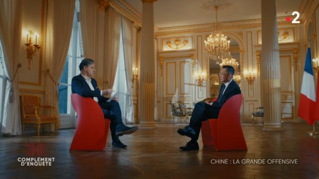 法媒追查北京如何渗透法国(photo:RFI)