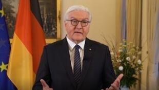 德国总统施泰因迈尔