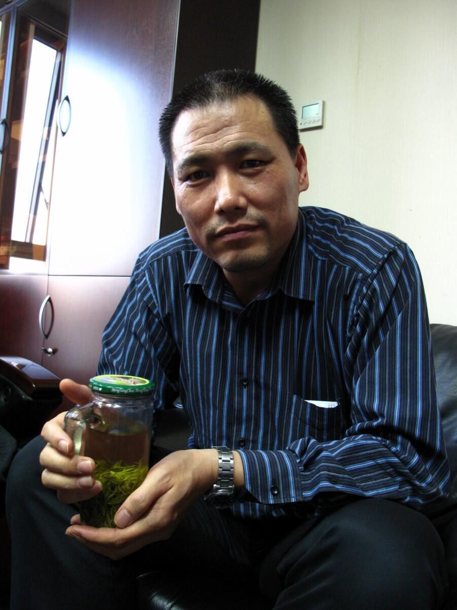 存档图片:中国律师浦志强
