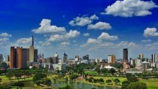 Jiji kuu la Kenya, Nairobi