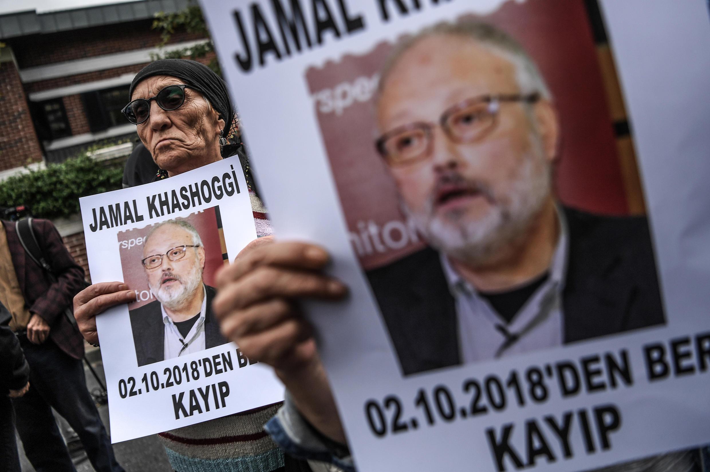 Ativistas pedem esclarecimentos sobre a morte do jornalista Jamal Khashoggi
