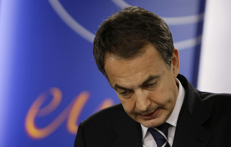 Zapatero enfrenta su primera huelga general