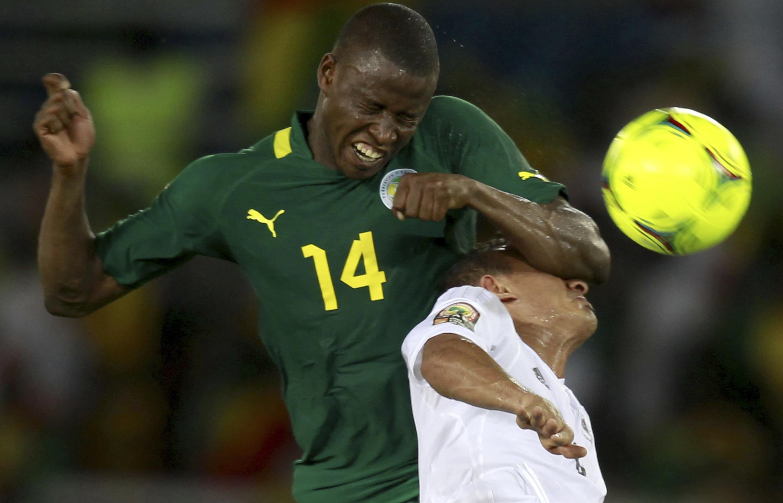 Le Sénégalais Démé Ndiaye.