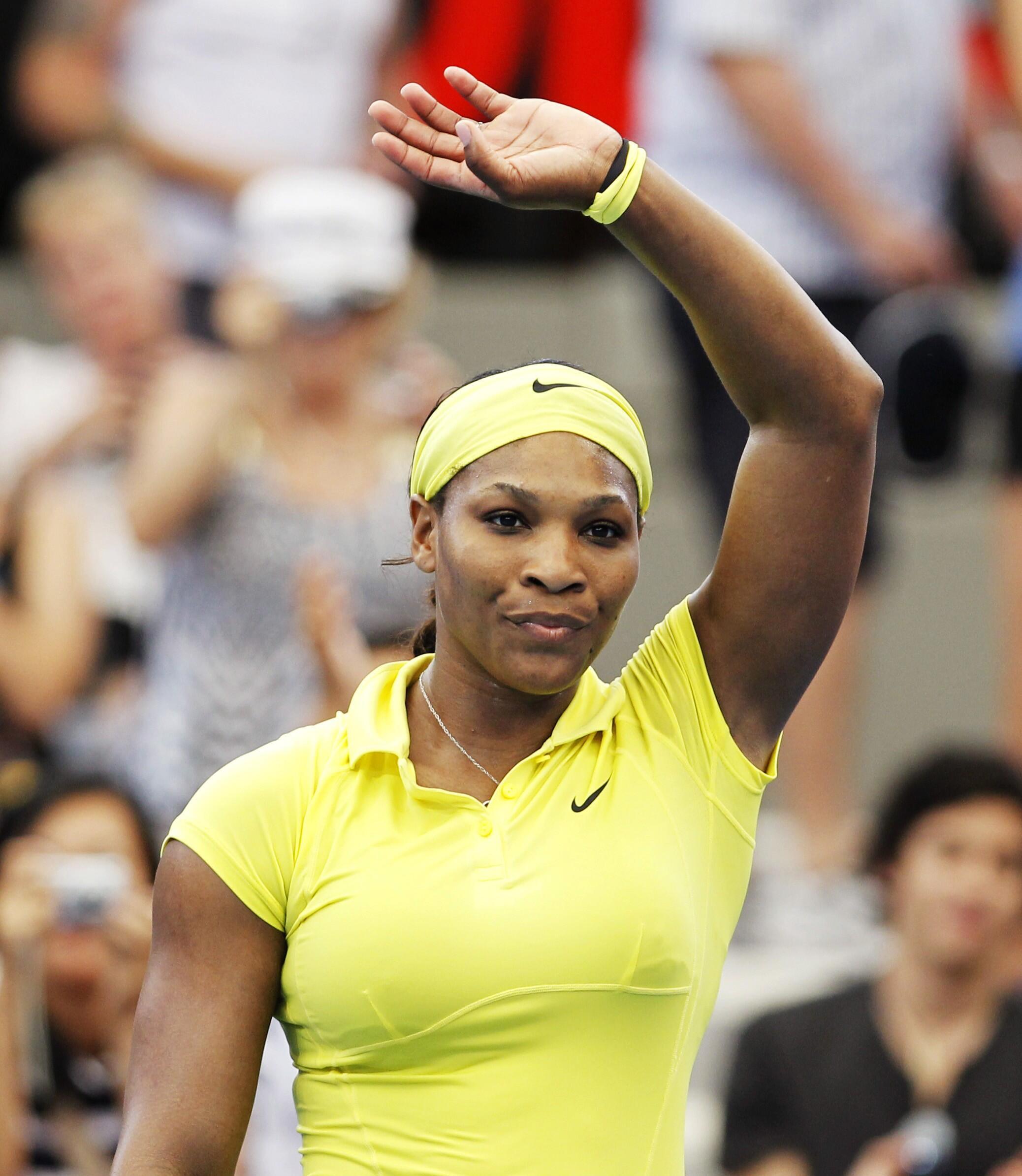 'Yar wasan Tennis din kasar Amurka, Serena Williams