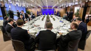 Union européenne - sommet des 27 - 2017 - Bruxelles - AFP - 000_V68EQ - Eco d'ici éco d'ailleurs