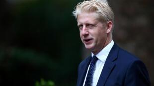 Le frère de Boris Johnson, Jo, a décidé de quitter le gouvernment ainsi que son poste de député ce jeudi 5 septembre 2019.