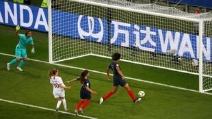 Le dernier Mondial féminin s'est déroulé en France en 2019.