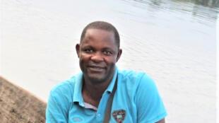 Le politologue congolais (RDC) Jean-Claude Mputu, porte-parole de la campagne de la société civile « le Congo n'est pas à vendre ».