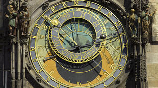The Prague astronomical clock  was installed in 1410 and is the oldest functioning astronomical clock in the world.