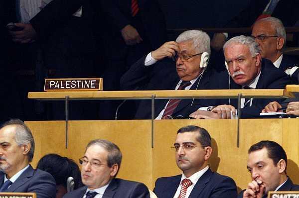 Tổng thống M. Abbas tại Đại Hội đồng LHQ 2011