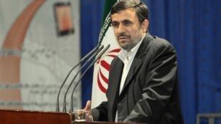 سخنرانی محمود احمدی نژاد در مراسم افتتاح سامانه قوانين و مقررات كشور
