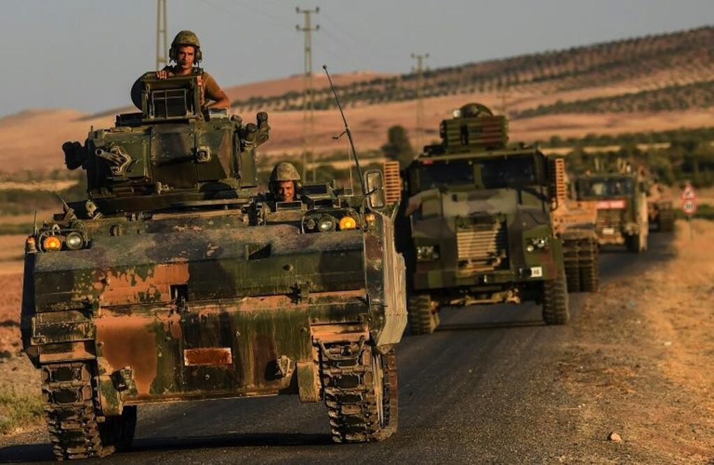 An tsagaita wuta a wasu yankunan Syria