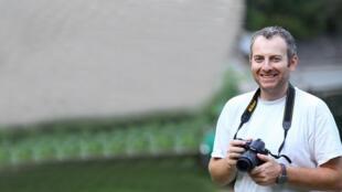 Израильский блогер-путешественник Александр Лапшин