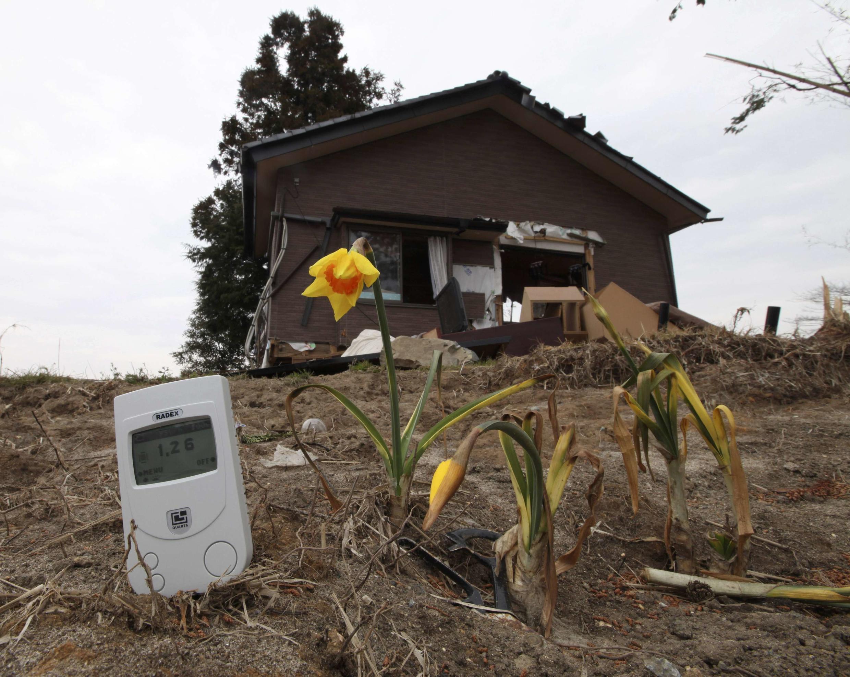 Moradores decidem instalar aparelhos para medir a radiação em suas casas.
