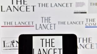 Logo của tạp chí y học The Lancet