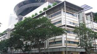 Tòa nhà Tòa án Tối cao Singapore