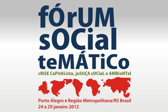 Fórum começa nesta terça e acaba no dia 29, em Porto Alegre.