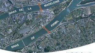 Localisation des ponts