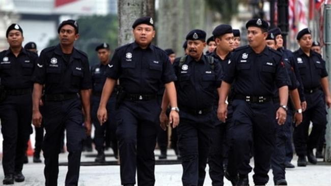 Lực lượng an ninh Malaysia