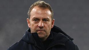 Hansi Flick (entraîneur du Bayern Munich).