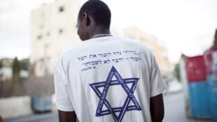 Lei que penaliza imigrantes clandestinos africanos em Israel será votada nesta quarta-feira, 4 de dezembro de 2013.