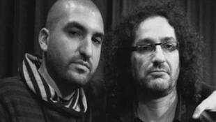 Ibrahim Maalouf et Smadj au studio 136