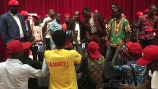 La Génération Consciente ivoirienne