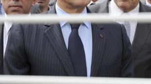 Nicolas Sarkozy en septembre 2011.