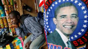Aujourd'hui, beaucoup d'Africains ont le regard tourné vers les Etats-Unis.