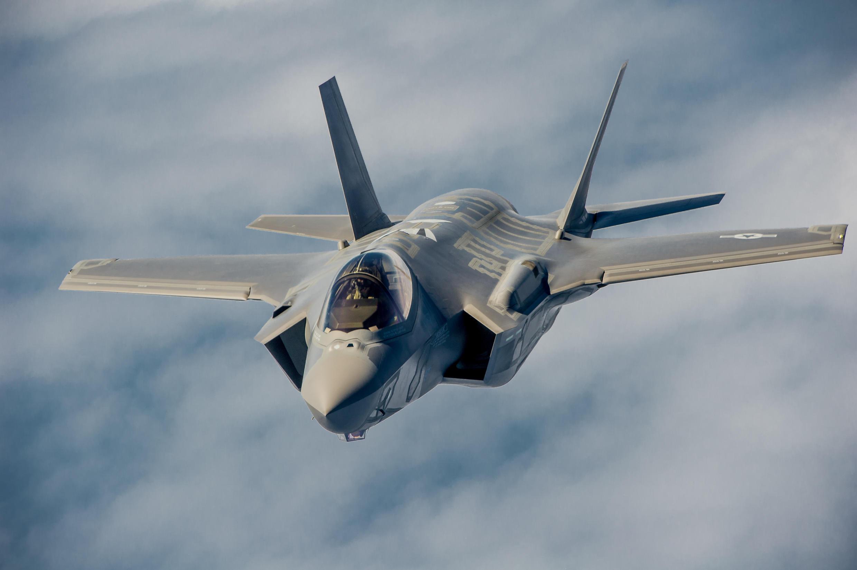 美國F-35戰機資料圖片