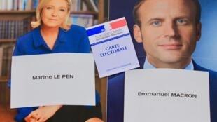 Los franceses eligen entre Le Pen y Macron este 6 de mayo.