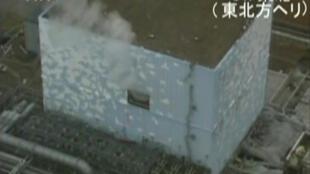 Реактор № 2 АЭС Фукусима-1 Дай-Ити