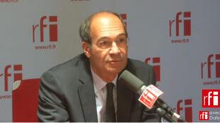 Eric Woerth, ancien ministre du Budget et du Travail, député UMP de l'Oise.