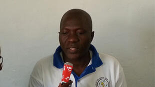 Kpakou Komi Albert, coordinateur des programmes.
