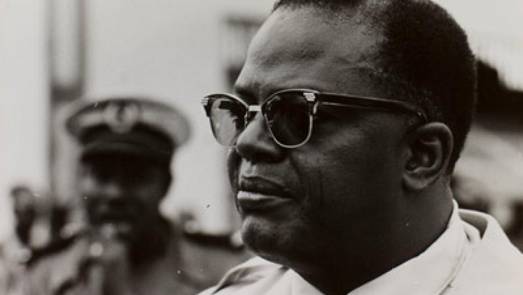 Hubert Maga, dan gwagwarmaya da ya taka muhimmiyar rawa wajen gina kasar Dahomey, wadda yanzu ake kira Jamhuriyyar Benin.