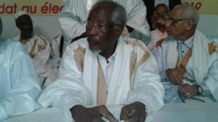 L'opposant Messaoud Ould Boulkheir se rallie au général Ghazouani pour la présidentielle en Mauritanie.