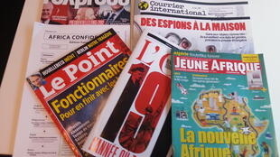 Capas de magazines news franceses de 31 de dezembro de 2016