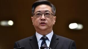 Stephen Lo, le chef de la police de Hong Kong prend sa retraite en plein chaos (image d'illustration).