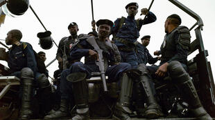 Des affrontements violents ont éclaté lundi 19 septembre entre forces de l'ordre et manifestants dans la capitale: forces de sécurité dans le quartier de Limete à Kinshasa.
