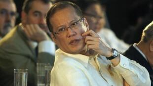 Benigno Aquino, le président des Philippines.