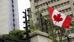 加拿大暫時關閉駐委內瑞拉大使館2019年6月3日加拉加斯