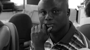 Sabino Santos, jornalista guineense