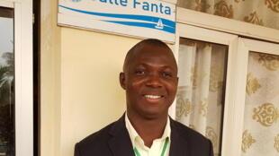 Ayebou Gbenon, ingénieur agronome spécialisé en gestion durable des terres, enseignant-chercheur à l'université de Lomé.