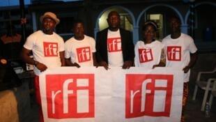 Le Club RFI Ilorin au Nigéria.