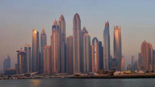 چشم اندازی از دوبی