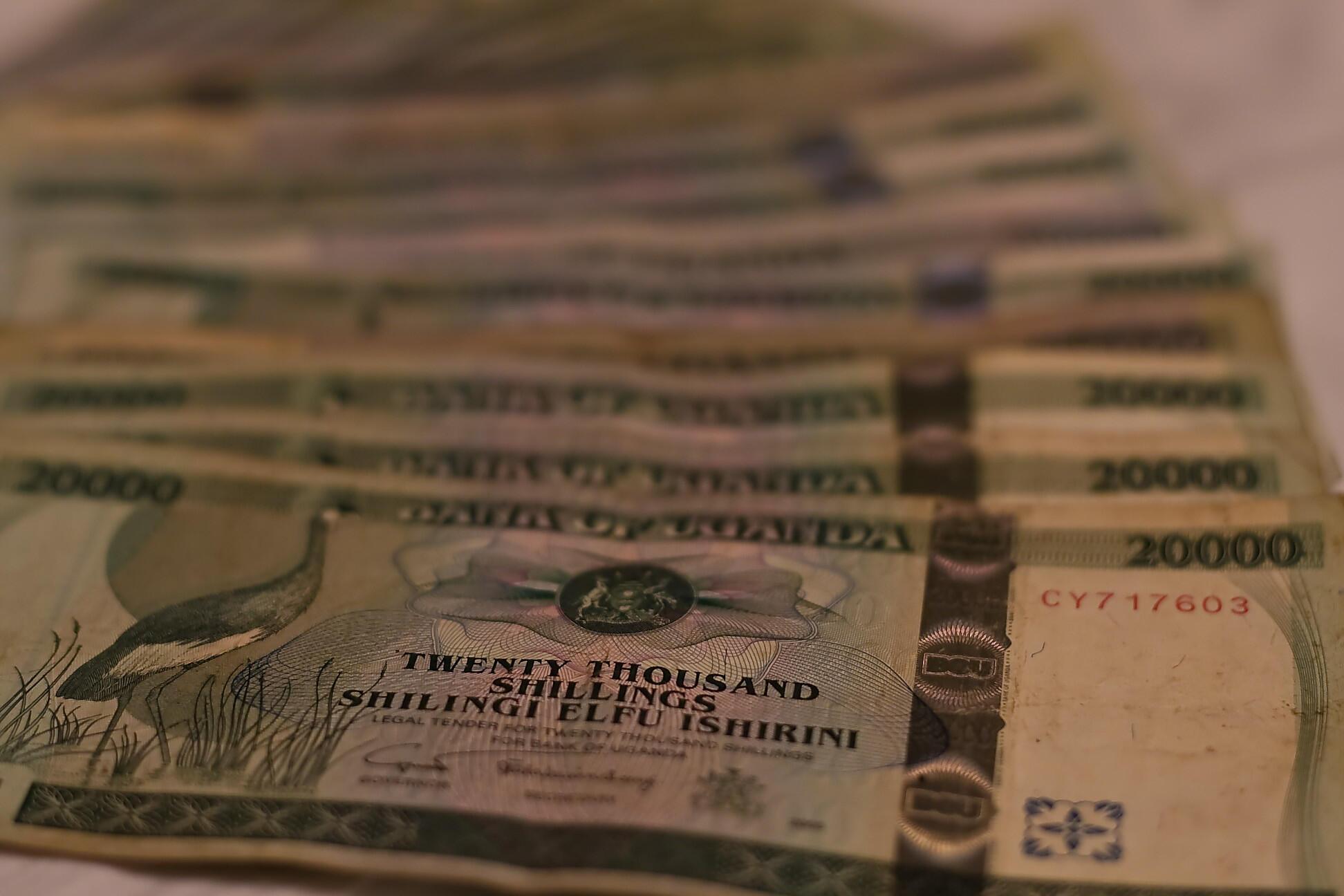Shilling ouganda - ugandan shilling - monnaie
