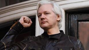 Основатель портала WikiLeaks скрывался в посольстве Эквадора с 2012 года