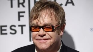 Elton John opens 10th edition of Tribeca Film Festival