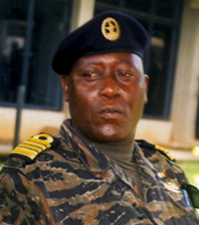 José Américo Bubo Na Tchuto, ex chefe de Estado maior da Marinha guineense